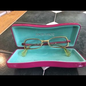 Face a Face Eyeglass Frames